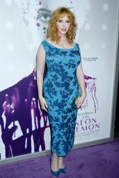 Christina Hendricks – 'The Neon Demon' Premiere in Los Angeles 6/14/2016