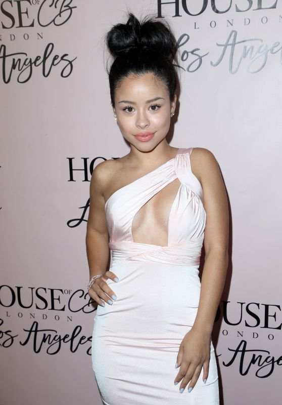 Cierra Ramirez - House Of CB Flagship Store Launch in West Hollywood 6/14/2016