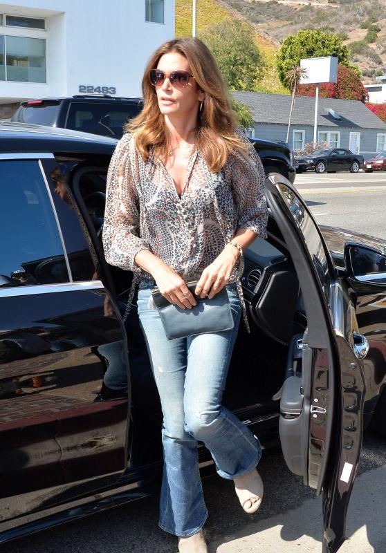 Cindy Crawford - Joel Silver