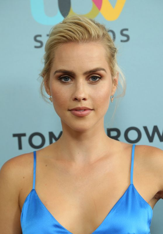 Claire Holt - Aquarius Season 2 Premiere in Los Angeles