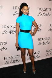 Claudia Jordan – House Of CB Flagship Store Launch in West Hollywood 6/14/2016