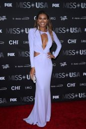 Crystle Stewart – 2016 Miss USA Pageant in Las Vegas