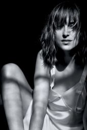 Dakota Johnson – Vogue Magazine UK February 2016 HQ Photos