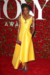 Danai Gurira – 2016 Tony Awards in New York