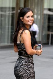 Danica McKellar Is Stylish - Out in NYC 6/2/2016