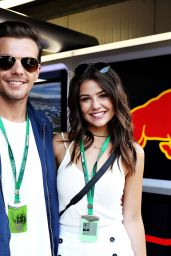 Danielle Campbell - F1 Grand Prix of Monaco in Monte-Carlo, May 2016