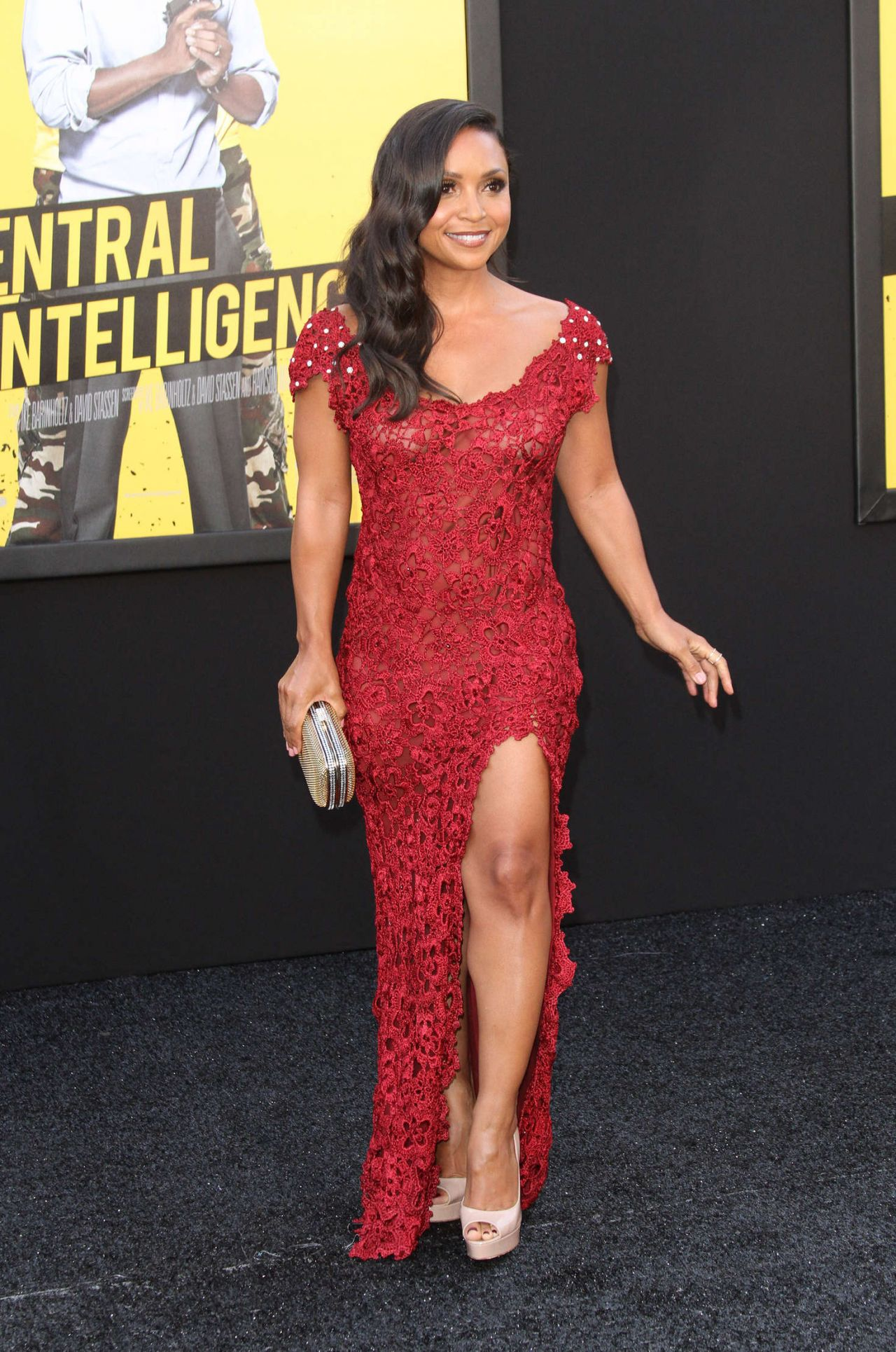 Danielle Nicolet – 'Central Intelligence' Premiere in Westwood Jessica Chastain Twitter
