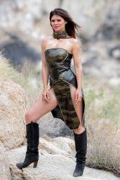 Danielle Vasinova - Photoshoot in Los Angeles, June 2016