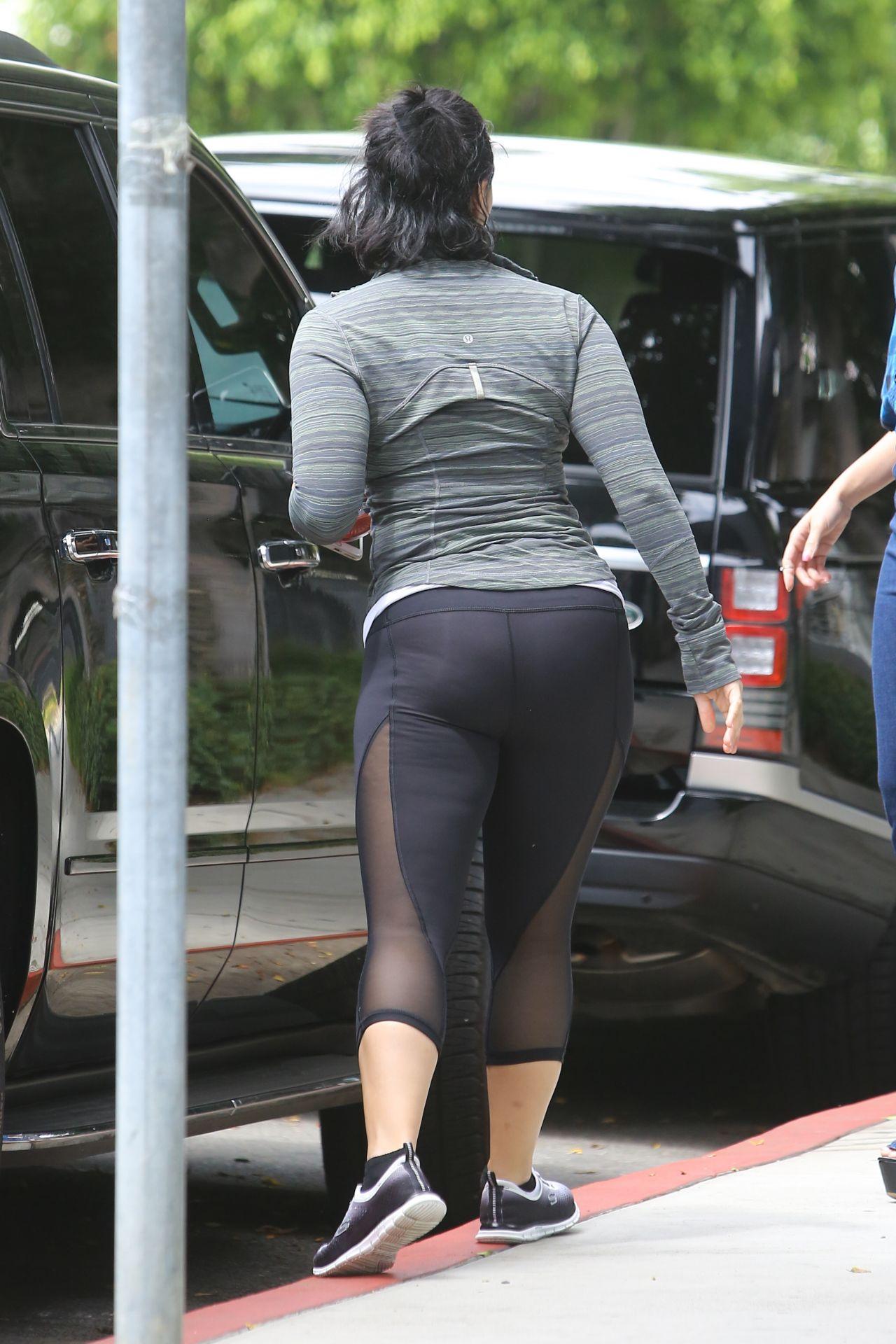 Ass Spandex Gym 59