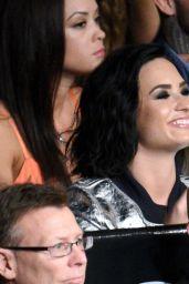 Demi Lovato - UFC199 Inglewood, CA 6/4/2016