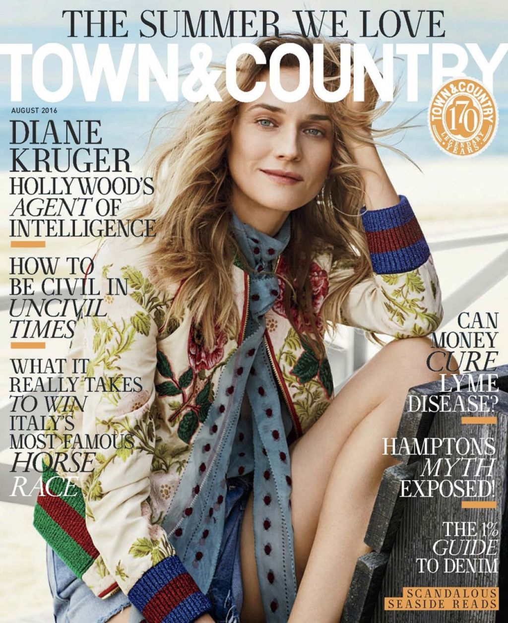 Town & Country Magazine August 2016 Photos