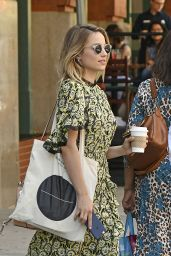 Dianna Agron - Out in NYC, June 2016