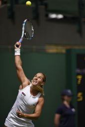 Dominika Cibulkova – Wimbledon Tennis Championships 2016 – 1st Round 6/28/2016