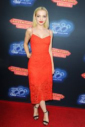 Dove Cameron – 'Adventures in Babysitting' Premiere in Los Angeles, CA 6/23/2016
