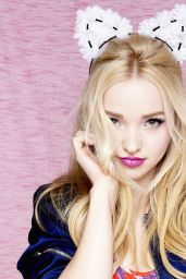 Dove Cameron - Tigerbeat Magazine May/June 2016