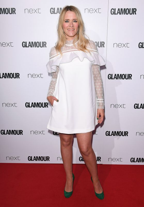 Edith Bowman – Glamour Women of the Year Awards 2016 in London, UK