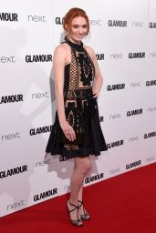 Eleanor Tomlinson – Glamour Women of the Year Awards 2016 in London, UK
