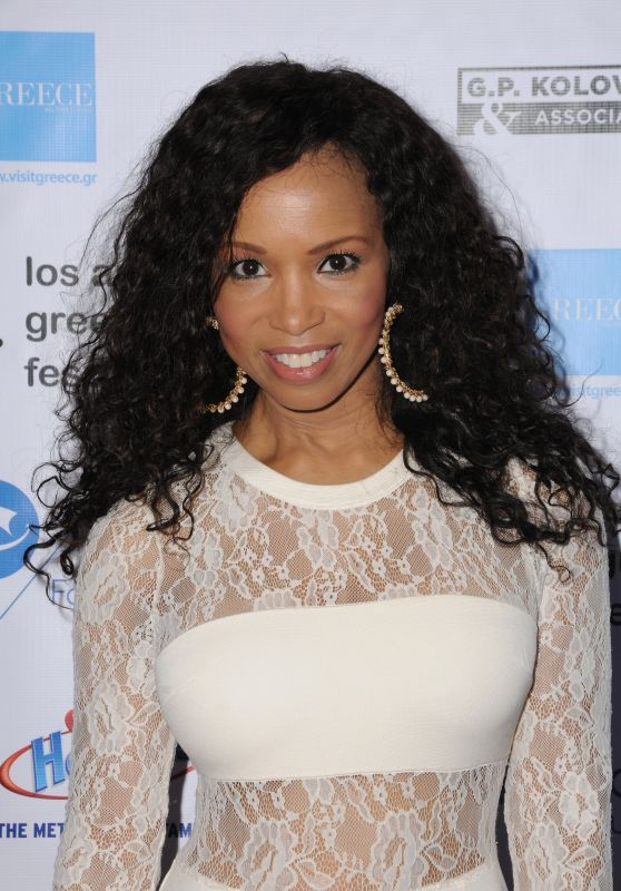 Elise Neal – 'Worlds Apart' Premiere at 2016 LA Greek Film Festival in Hollywood