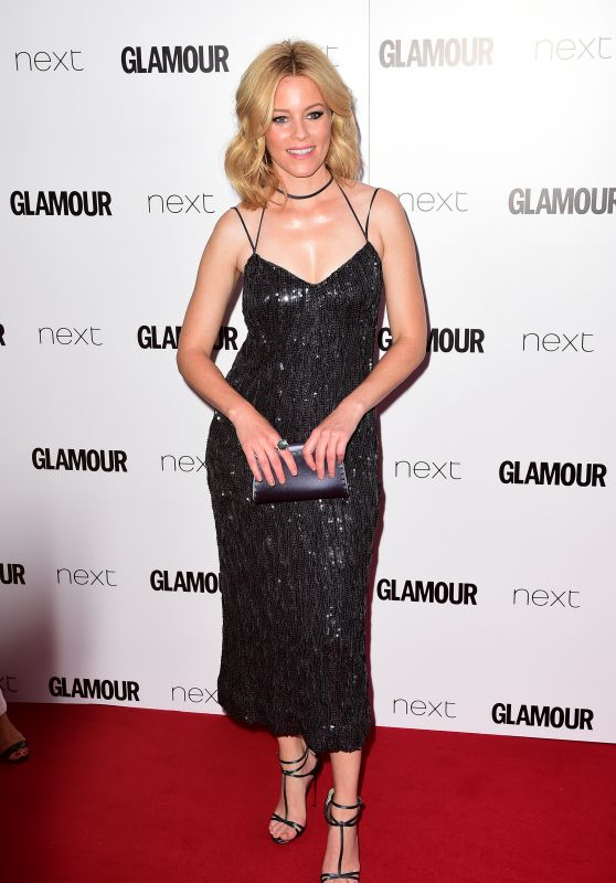 Elizabeth Banks – Glamour Women of the Year Awards 2016 in London, UK