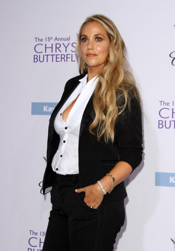 Elizabeth Berkley - Chrysalis Butterfly Ball in Los Angeles, June 2016