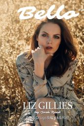 Elizabeth Gillies - Bello Magazine #126 - June 2016 Photos