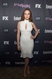 Elizabeth Gillies - EW After Dark Party for FXs