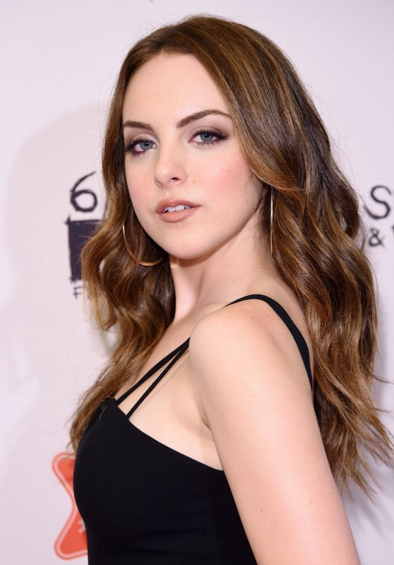 Elizabeth Gillies - 'Sex Drugs and Rock and Roll' Season 2 Premiere 6/28/2016