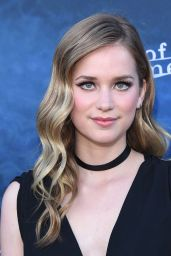 Elizabeth Lail – Dead of Summer & Pretty Little Liars Screening in Los Angeles 6/15/2016