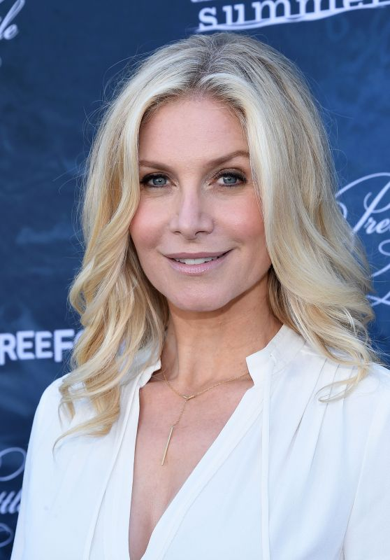 Elizabeth Mitchell - Dead of Summer & Pretty Little Liars Screening in Los Angeles 6/15/2016