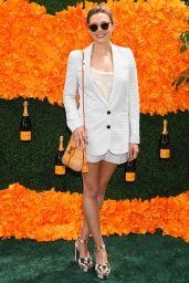 Elizabeth Olsen - Veuve Clicquot Polo Classic in New Jersey 6/4/2016