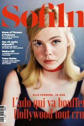 Elle Fanning - SoFilm Magazine June 2016 Cover and Photos