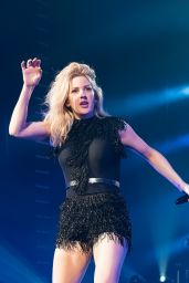 Ellie Goulding Performing in Orlando, FL 6/4/2016