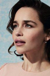 Emilia Clarke - D la Repubblica Magazine, June 2016
