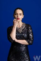 Emilia Clarke - Photoshoot for The Wrap Magayine 2016