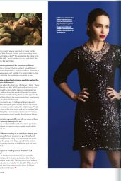 Emilia Clarke - The Wrap Magazine June 22 2016 Issue and Photos