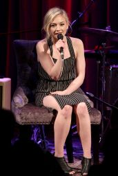 Emily Kinney Performs at