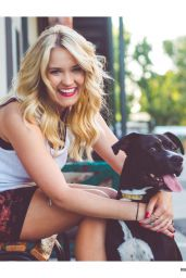 Emily Osment - NKD Magazine June 2016 Issue