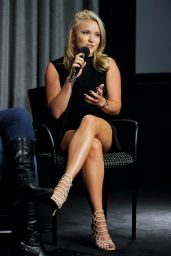 Emily Osment - SAG-AFTRA Foundation Conversations with Mom in Los Angeles 6/6/2016