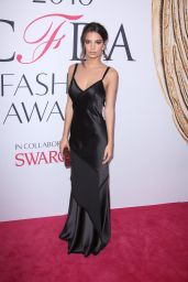 Emily Ratajkowski – CFDA Fashion Awards in Hammerstein Ballroom, New York City 6/6/2016