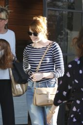Emma Stone Street Style - Out in Los Angeles 6/8/2016