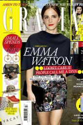 Emma Watson - Grazia Magazine UK July 2016 Issue