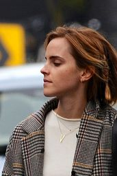 Emma Watson - Out in London, UK 6/3/2016