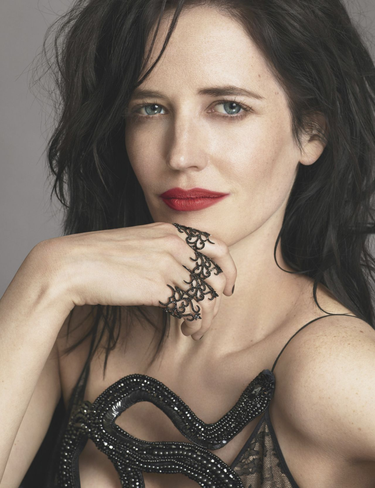 Eva Green – W Magazine August 2016 Cover and Photos