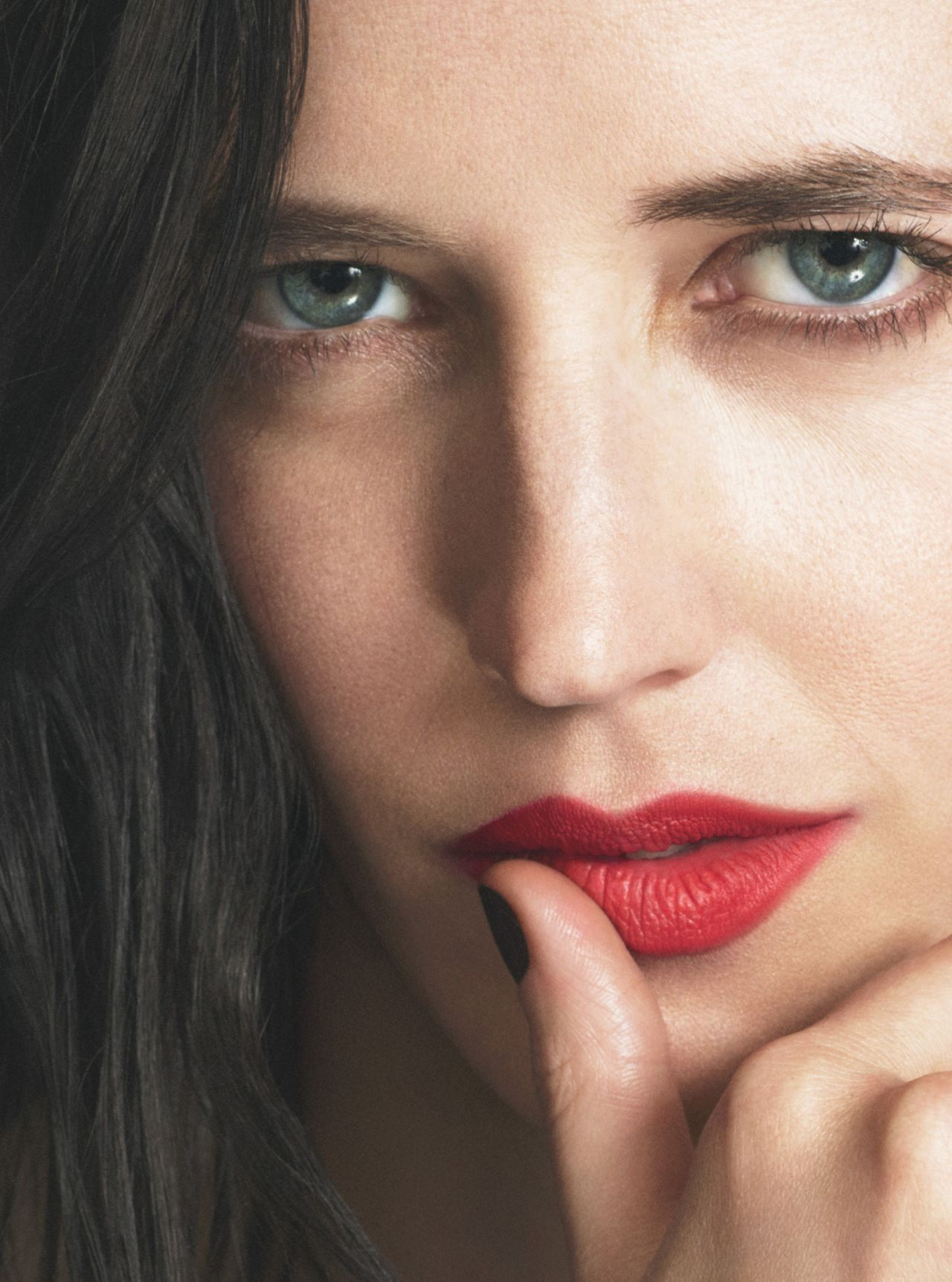 Eva Green - W Magazine August 2016 Cover and Photos Eva Green