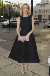 Eva Herzigova at One For The Boys Fashion Ball in London, June 2016