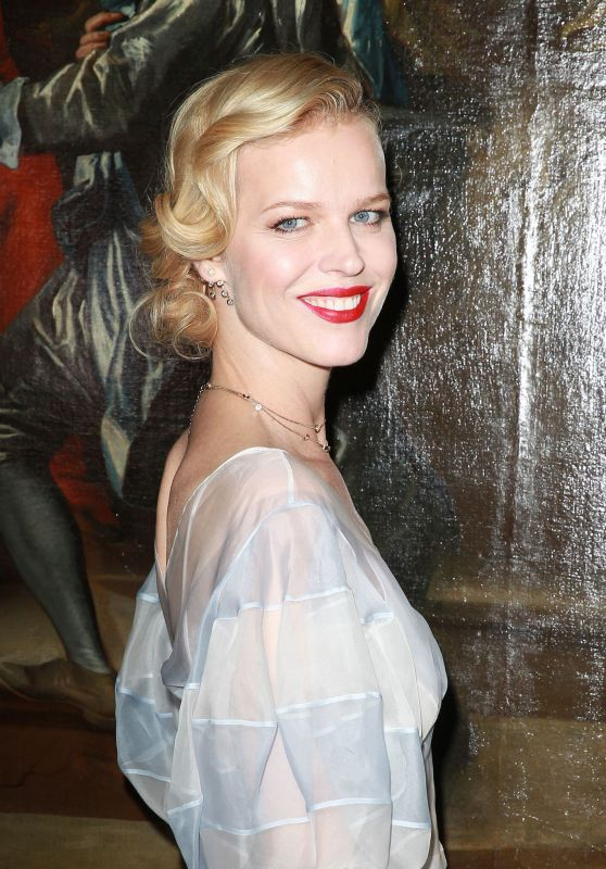 Eva Herzigova - Christian Dior Spring Summer 2017 Collection, Woodstock 5/31/2016
