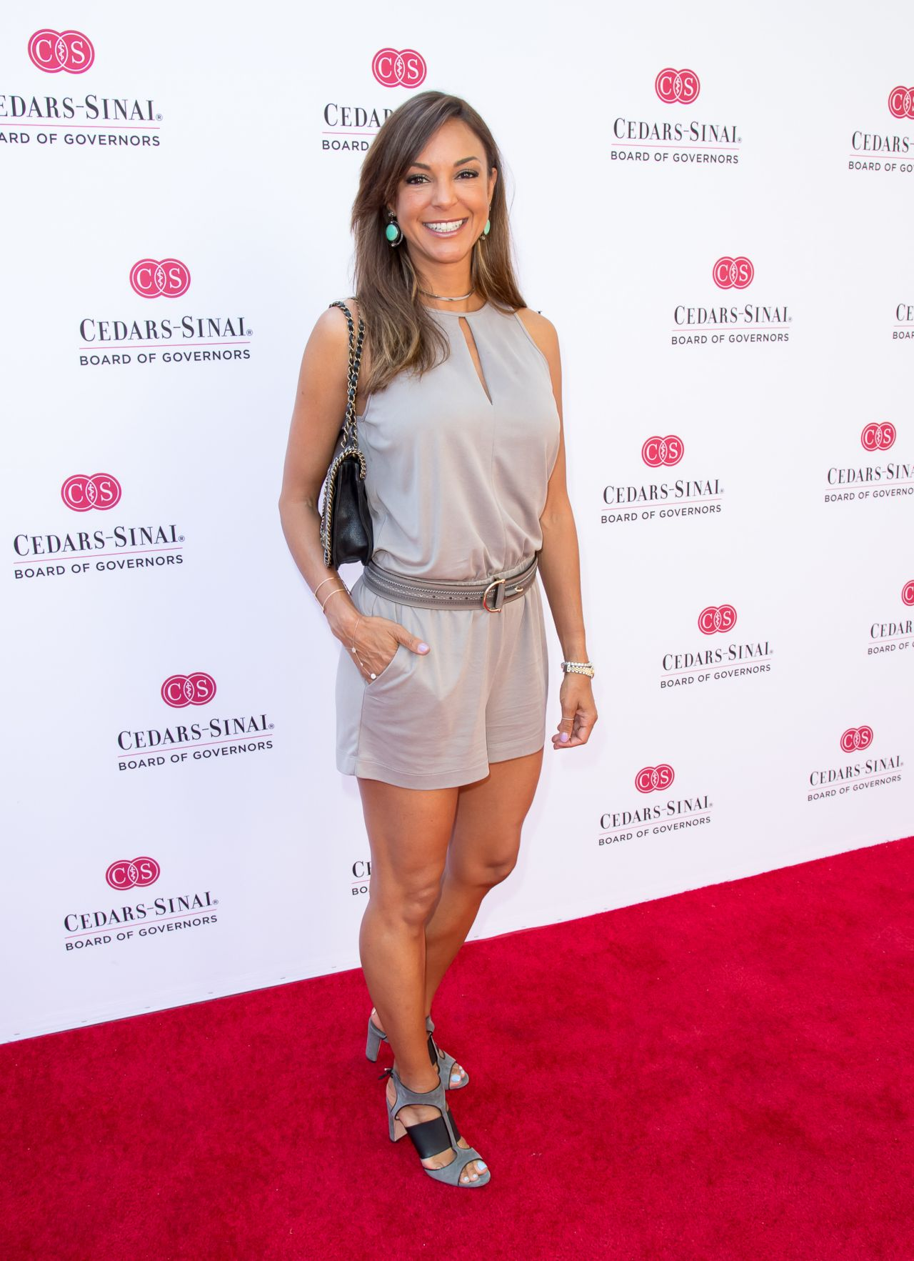 Eva LaRue 1st Annual Rock For Research Summer Concert In