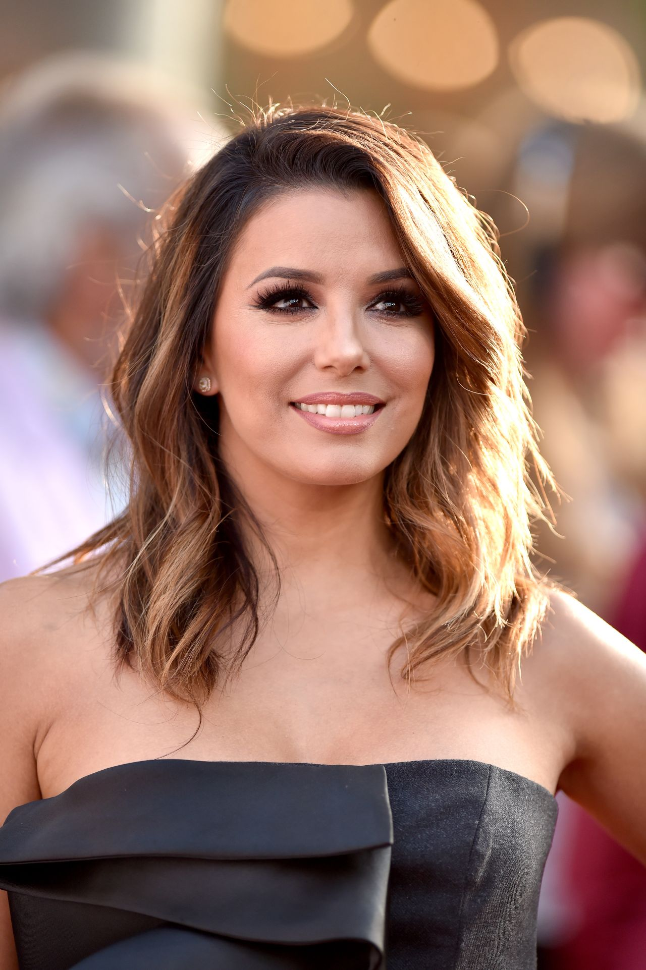 Eva Longoria - 'Lowriders' Premiere at 2016 Los Angeles ... Eva Longoria