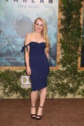 Evanna Lynch – 'The Legend of Tarzan' Premiere at The Dolby Theatre in Hollywood 6/27/2016