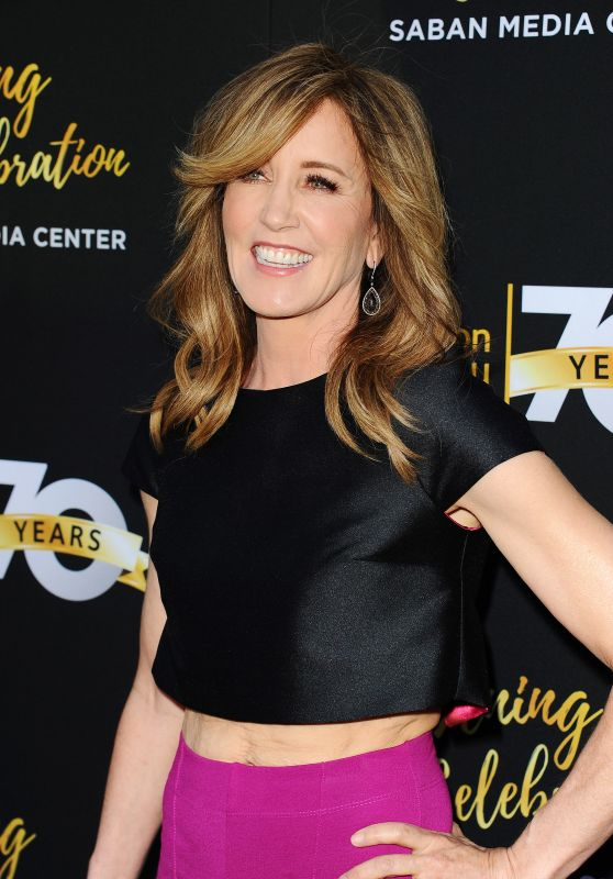 Felicity Huffman – Television Academy 70th Anniversary Celebration in Los Angeles, 6/2/2016
